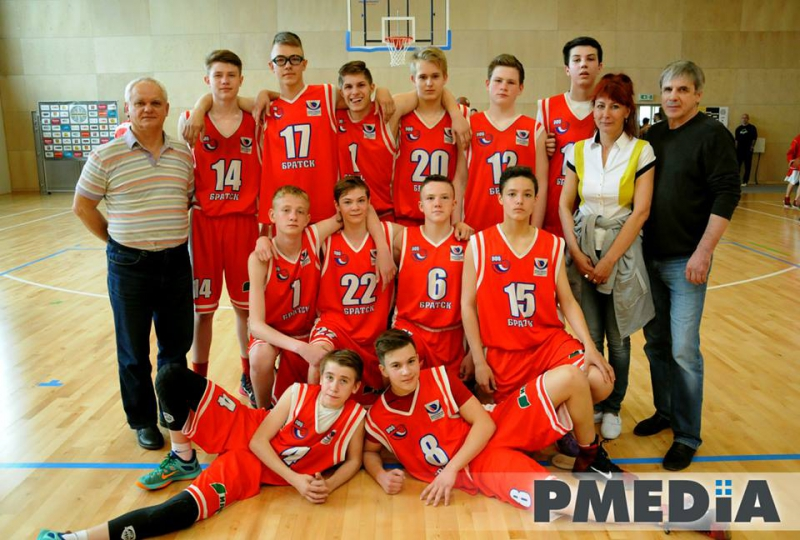 команда Братск
